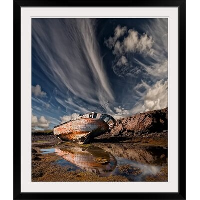 """'Final Place by Azorsteinn H. Ingibergsson Photographic Print Format: Black Frame, Size: 29"""" H x 25"""" W x 1"""" D 2352142_15_20x24_none"""
