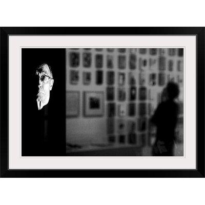 "'Blindness' by Fernando Alves Graphic Art Print Format: Black Frame, Size: 25"" H x 35"" W x 1"" D 2351420_15_30x20_none"