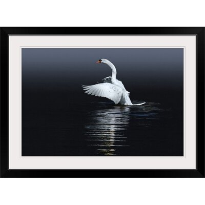 """'Ready to Go' by Jean De Spiegeleer Photographic Print Format: Black Frame, Size: 25"""" H x 35"""" W x 1"""" D 2355613_15_30x20_none"""