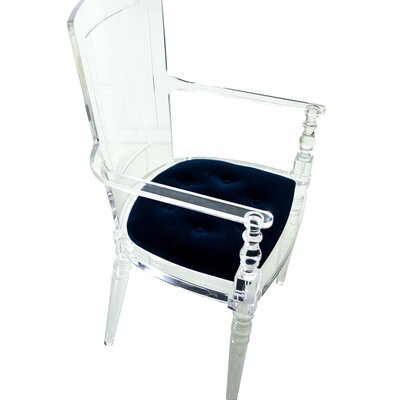 Juliette Lucite Dining Chair