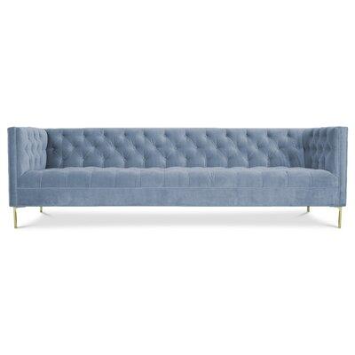 Sofa Upholstery: Capri Blue