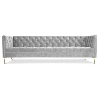 Sofa Upholstery: Sharskin