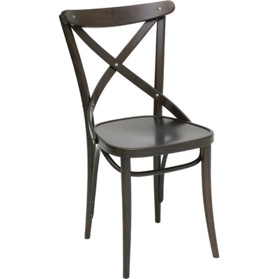 Pub T-24 Solid Wood Dining Chair