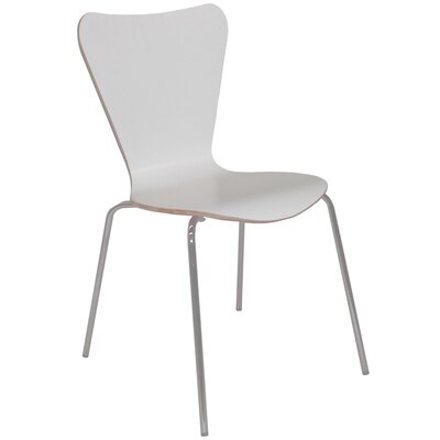 Nikki Graphic Side Chair