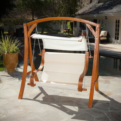Carrollton Loveseat Swing Chair