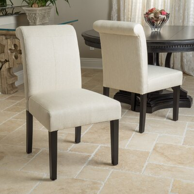 Schaumburg Roll-Top Dining Chair