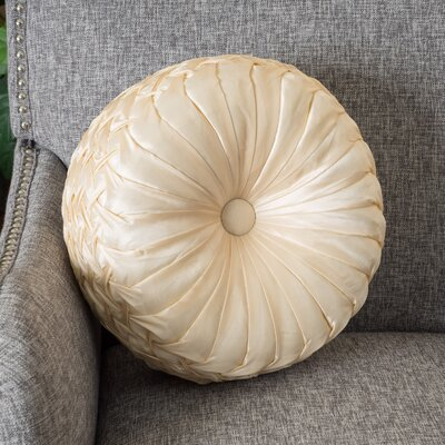 Sateen Linen Throw Pillow