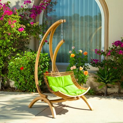 Catalina Polyester Chair Hammock with Stand