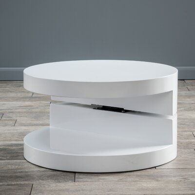 Divino Coffee Table Size: Small