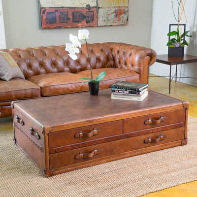 Emery Steamer Coffee Table