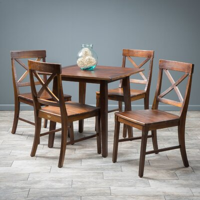 Derek 5 Piece Dining Set