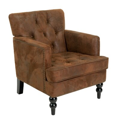 Malone Tufted Armchair