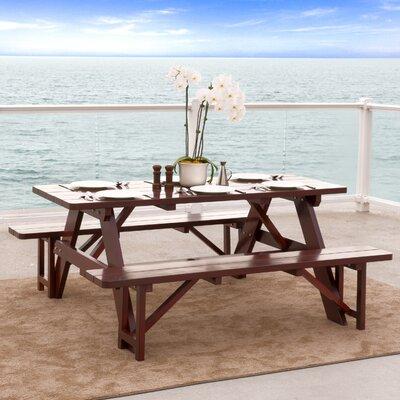 Cinnabar Picnic Table Set