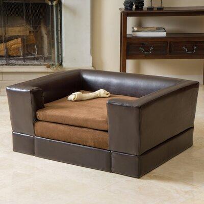 Dofferville Rectangle Cushy Dog Sofa