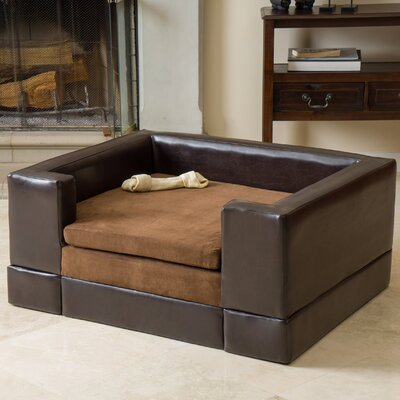 Agnes Large Rectangle Cushy Pet Sofa