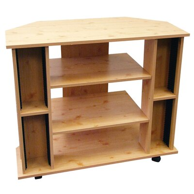 35 TV Stand Color: Natural