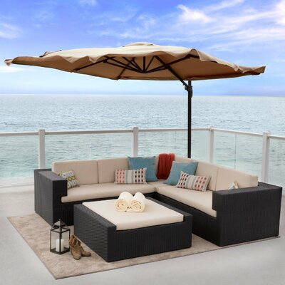 10 Yuma Cantilever Umbrella
