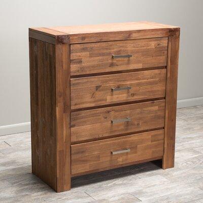 Montero 4 Drawer Dresser