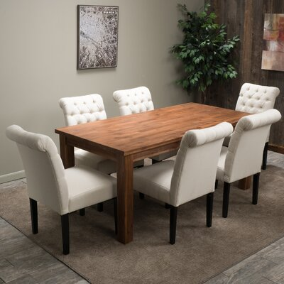 Montero 7 Piece Dining Set