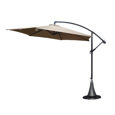 10 Pomona Cantilever Umbrella Fabric: Sand