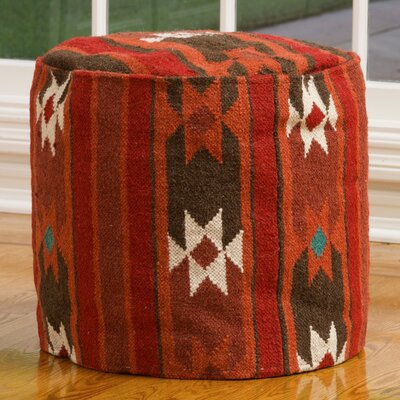 Cherokee Pouf Ottoman