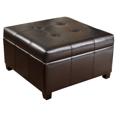 Leeds Storage Cocktail Ottoman