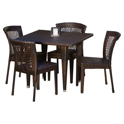 Luminti 5 Piece Dining Set