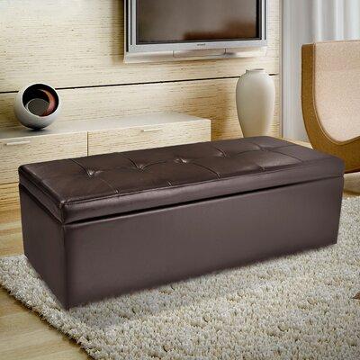 Bulmore Upholstered Storage Bench