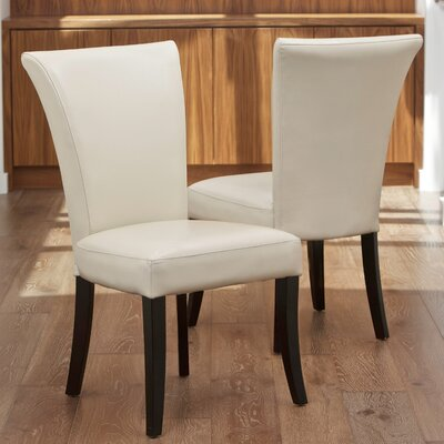 Columbia Leather Dining Chair
