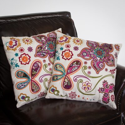 Heather Throw Pillow