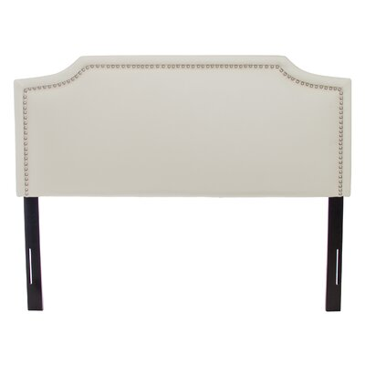 Heyshire Queen Upholstered Panel Headboard