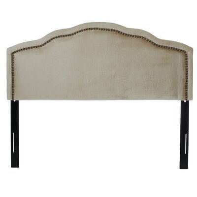 Mandrian Queen Upholstered Panel Headboard