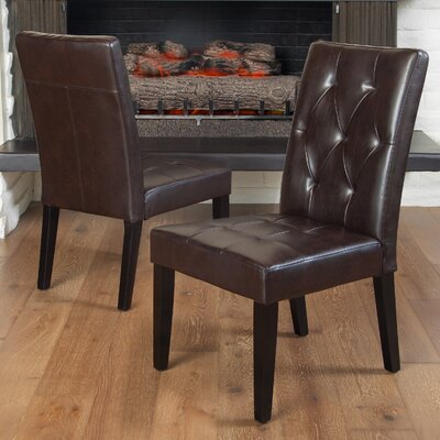 Colwynn Stitched Parsons chair