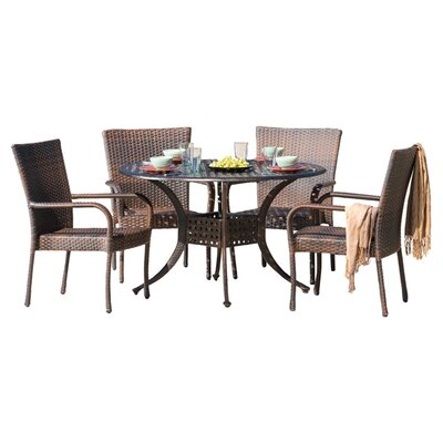 Heidi 5 Piece Dining Set