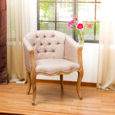 Toulouse Weathered Armchair