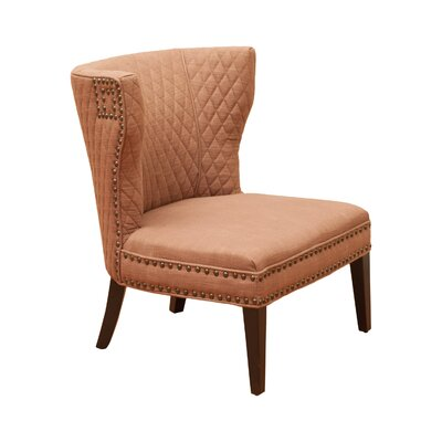Tessa Quilted Wingback Club Chair