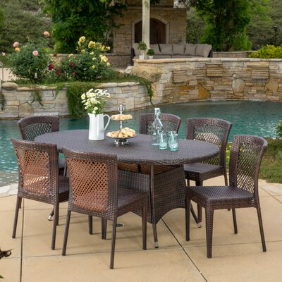 Barnes 7 Piece Dining Set