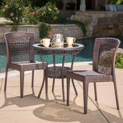 Danby 3 Piece Bistro Set
