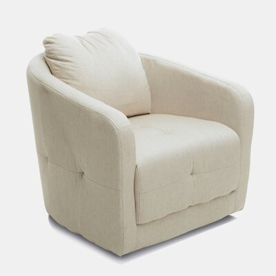 Concordia Swivel Barrel Chair