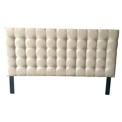 Derby California King Upholstered Panel Headboard