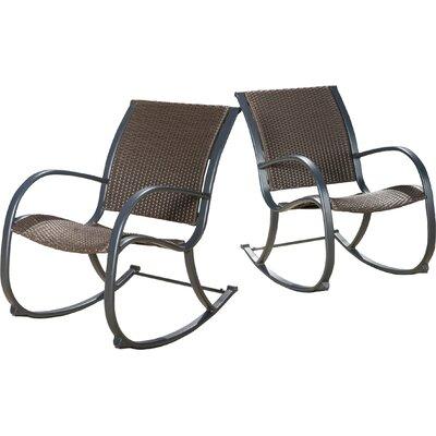 Home Loft Concepts Gracies Kd Rocking Chair (Set of 2)