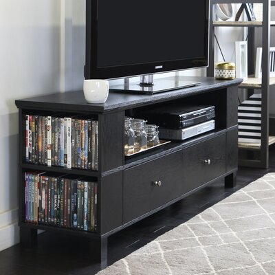 Fremantle 59 TV Stand Color: Black