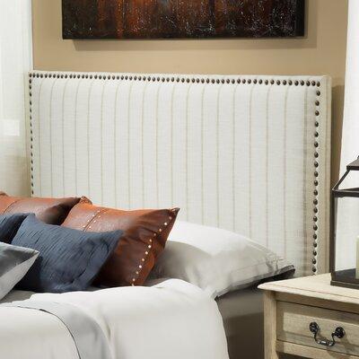 Ellerbe Queen Upholstered Panel Headboard