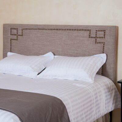 Tannyson Queen Upholstered Panel Headboard