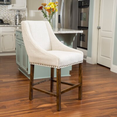 Alameda Bar Stool Size: 27