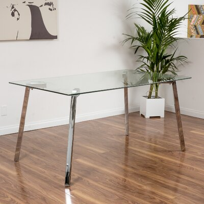 Millington Glass Dining Table