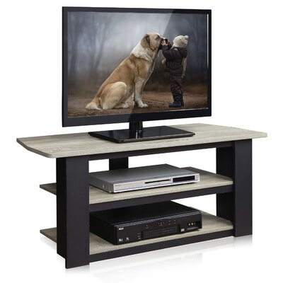 Bodner 42 TV Stand Color: French Grey Oak