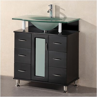 Mateo 30 Single Bathroom Vanity Set