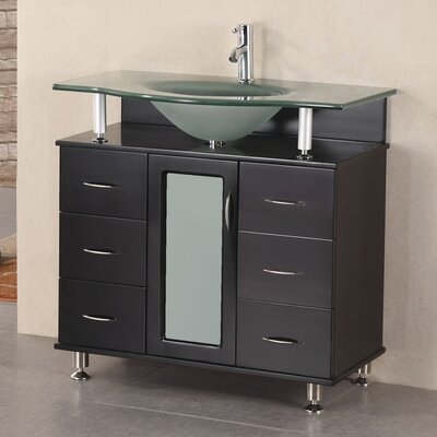 Mateo 36 Single Bathroom Vanity Set