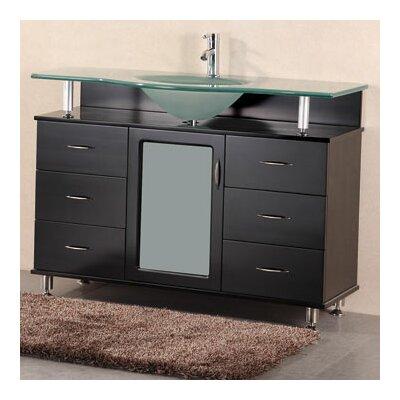 Mateo 48 Single Bathroom Vanity Set